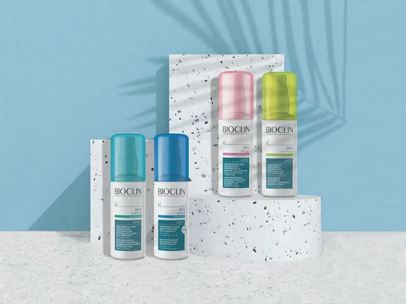 Deodoranti Bioclin