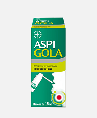 AspiGola Spray