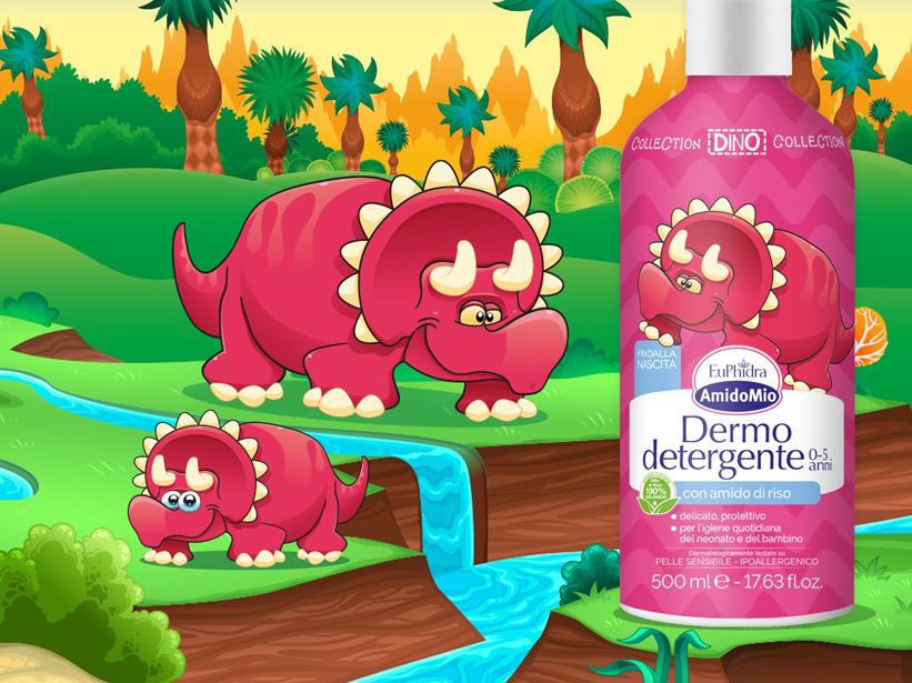Detergenti EuPhidra AmidoMio