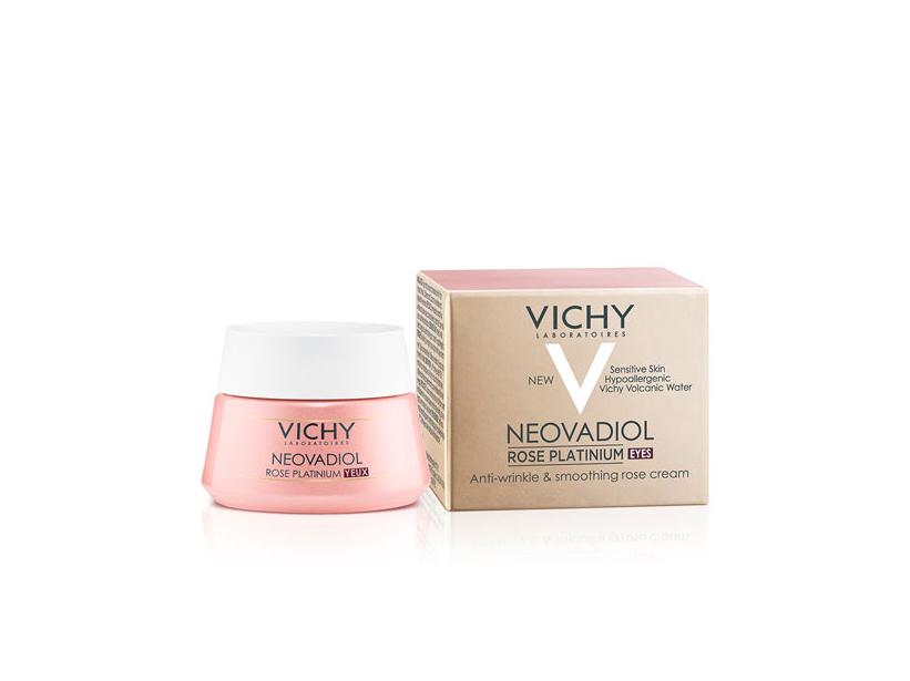 Rose Platinium Occhi Vichy