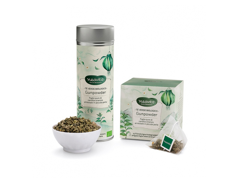 Novità Tè Verde Biologico Neavita