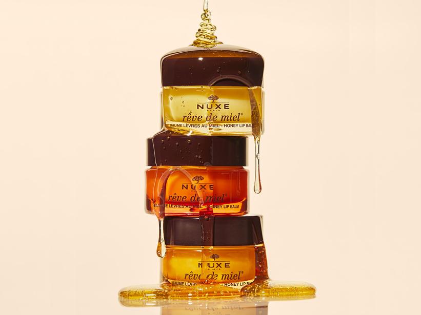 Balsamo labbra Rêve de miel® Nuxe
