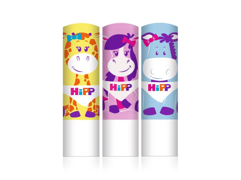 Balsamo Labbra Biologico Hipp Baby