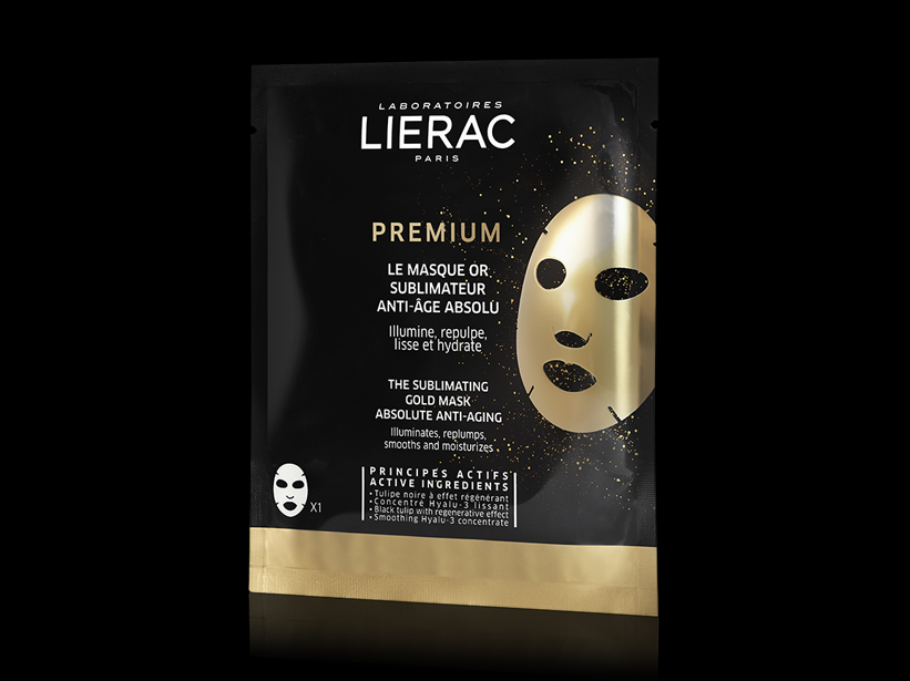Maschera Oro Anti-età Premium Lierac