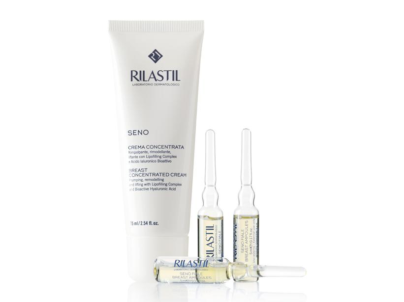 Promozione crema + fiale seno Rilastil