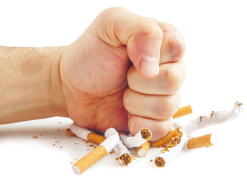 I benefici di smettere di fumare