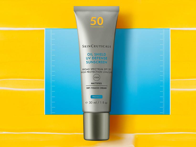 Oil Shield UV Defense Sunscreen SPF 50